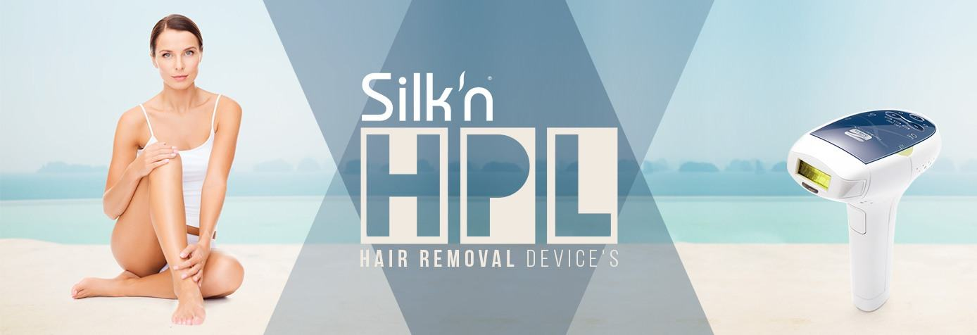 Silk'n HPL Devices