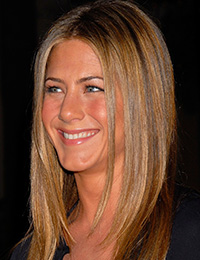 jennifer aniston hairstles